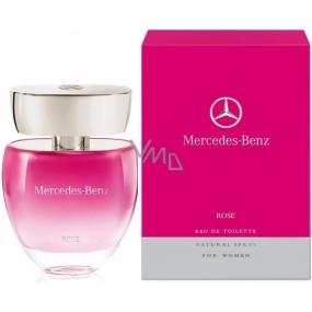 Mercedes Benz Rose Mercedes-Benz for Women toaletní voda 60 ml