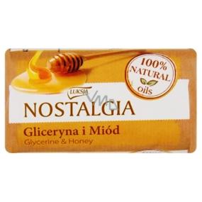 Luksja Nostalgia Med toaletní mýdlo 150 g