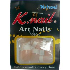 Natural Art Nails umělé nehty 806 10 kusů