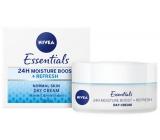 Nivea Essentials Zvláčňující denní krém pro normální až smíšenou pleť 50 ml