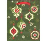 Albi Dárková papírová malá taška 13,5 x 11 x 6 cm Vánoční TS4 84496