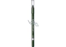 Rimmel London Scandaleyes Kohl Kajal voděodolná tužka na oči 006 Green 1,3 g