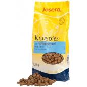 Josera Knuspies-94 křupavá pochoutka pro psy s kachním a drůbežím masem 1,5 kg