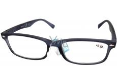 Berkeley Čtecí dioptrické brýle +1,0 černé mat 1 kus MC2 ER4040