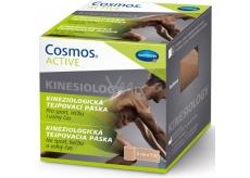Cosmos Active Kinesiology kineziologická tejpovací páska béžová 5 cm x 5 m