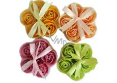 NeoCos Mýdlová růže konfety tělové 5 kusů x 3 g, dárkové balení