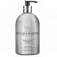 Baylis & Harding Lemon a Mint - Citron a Máta Tekuté mýdlo na ruce 500 ml