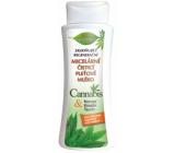 Bione Cosmetics Cannabis micelární čisticí pleťové mléko pro všechny typy pokožky 255 ml
