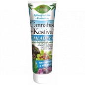 Bione Cosmetics Cannabis + Kostival Chladivý bylinný balzám s Kostivalem 200 ml