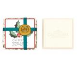 Castelbel Green Leaves - Listy vánoční toaletní mýdlo 2 x 150 g, kosmetická sada