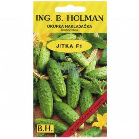 Holman Jitka F1 okurky seté nakládačky hruboostné 2,5 g
