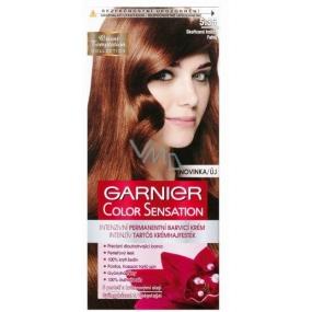 Garnier Color Sensation barva na vlasy 5.35 Skořicová hnědá