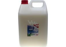 Mika Ultra balzám s Aloe Vera prostředek na mytí nádobí 5 l