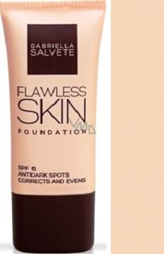 Gabriella Salvete Flawless Skin Foundation make-up 01 Light 30 ml