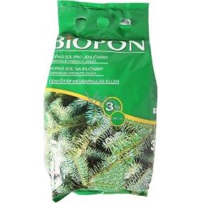 Biopon Jehličnany proti hnědnutí jehličí hořká sůl 3 kg