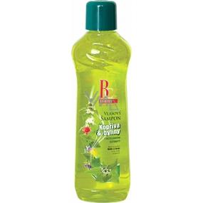 Bohemia Gifts & Cosmetics Kopřiva a byliny šampon na vlasy 1 l