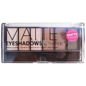Technic Colour Matte oční stíny 6´s Nudes 24509