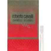 DÁREK Roberto Cavalli Paradiso Assoluto parfémovaná voda pro ženy 1,2 ml s rozprašovačem, Vialka