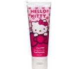 Hello Kitty Jahoda a obsahem fluoru zubní pasta pro děti 75 ml expirace 1/2018