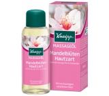 Kneipp Mandlové květy masážní olej, kvalitní péče o suchou a citlivou pokožku 100 ml