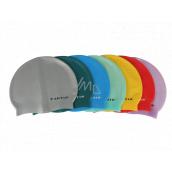 eMMe Silikonová plavecká čepice