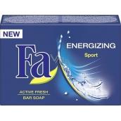 Fa Energizing Sport tuhé toaletní mýdlo 90 g