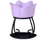 Yankee Candle Aromalampa Petal Bowl Purple 12,5 x 10 cm