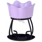 Yankee Candle Petal Bowl aromalampa Purple 12,5 x 10 cm