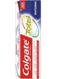 Colgate Total Whitening New zubní pasta pro odstranění skvrn a bělejší zuby 75 ml