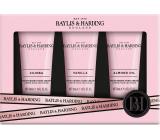 Baylis & Harding Jojoba, Vanilka a Mandlový olej krém na ruce 3 x 50 ml, kosmetická sada