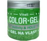 Styl Vitali Color Activity & Hold Kopřiva tužicí gel na vlasy 390 ml