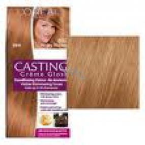 barva na vlasy casting