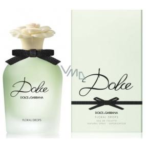 Dolce & Gabbana Dolce Floral Drops Eau de Toilette toaletní voda pro ženy 30 ml