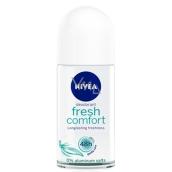 Nivea Fresh Comfort kuličkový deodorant roll-on pro ženy 60 ml