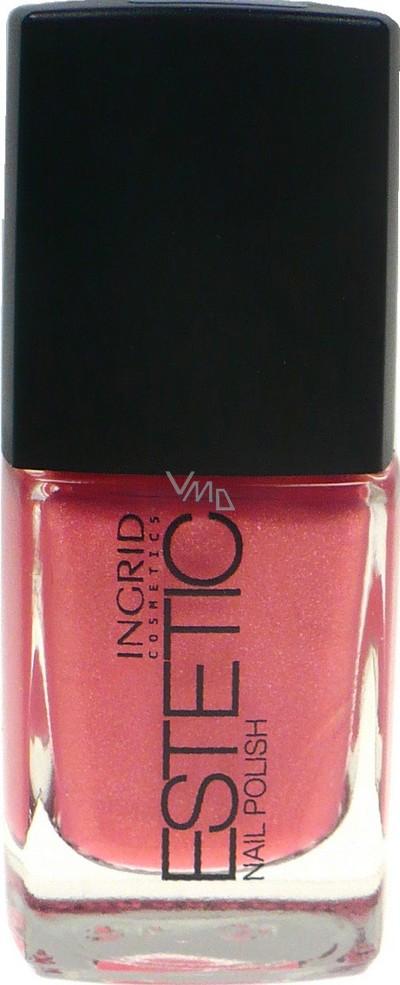 Ingrid Cosmetics Estetic Nail Polish lak na nehty 012 10 ml