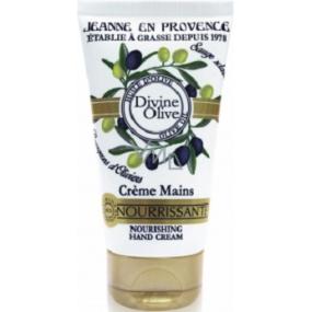 Jeanne en Provence Divine Olive krém na ruce 75 ml