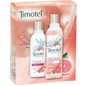 Timotei Okouzlující objem šampon 250 ml + kondicionér 200 ml, kosmetická sada