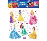 Room Decor Samolepky na zeď Disney Princezny 30 x 30 cm