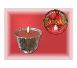 Lima Ozona Jahoda vonná svíčka 115 g