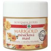 Bohemia Gifts Marigold Měsíčková mast na suchou, popraskanou pokožku 100 ml