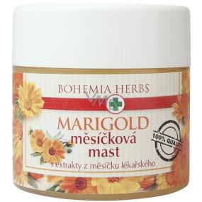 Bohemia Gifts & Cosmetics Marigold Měsíčková mast na suchou, popraskanou pokožku 120 ml