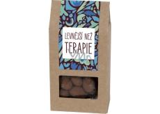 Albi Mandle v čokoládě se skořicí Levnější než terapie 80 g