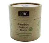 Xbc Bamboo Eco bambusové tyčinky ze 100% bavlny do uší 300 kusů