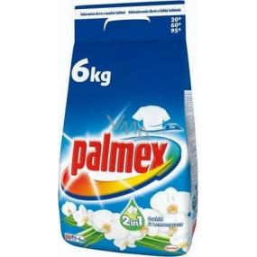 Palmex Orchid & Lemongrass prášek na praní 60 dávek 6 kg