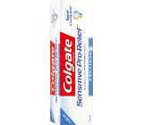 Colgate Sensitive Pro Relief Whitening zubní pasta s bělícím účinkem 75 ml