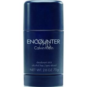 Calvin Klein Encounter deodorant stick pro muže 75 g