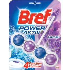 Bref Power Aktiv 4 Formula Lavender Wc blok 50 g