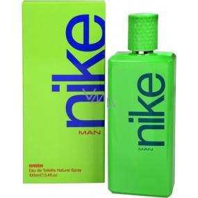 Nike Green Man toaletní voda pro muže 100 ml
