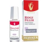 Mavala Ridge Filler Smoothes Nail Surface vyhlazující péče na nehty 10 ml