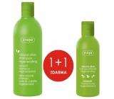 Ziaja Oliva vyživující šampon pro regeneraci vlasů 400 ml + Oliva regenerační kondicionér - výživa na suché vlasy 200 ml, duopack